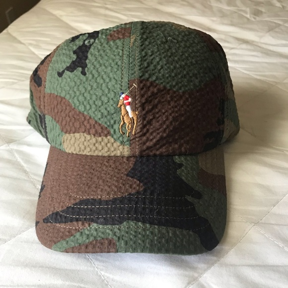 Polo by Ralph Lauren Other - Polo Ralph Lauren Camo Dad Hat